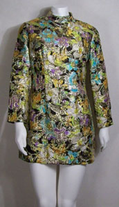 Luxurious Mini Dress from Some Like it Vintage