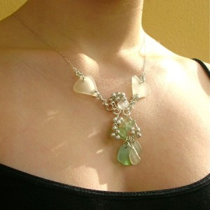 Oceano Seaglass Jewelry
