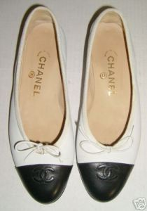 My deeply coveted Chanel ballet flats