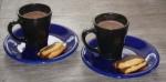 Serving Hot Cocoa