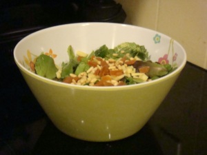 sample salad